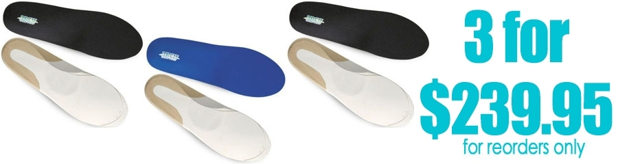 Custom Insoles Reorder
